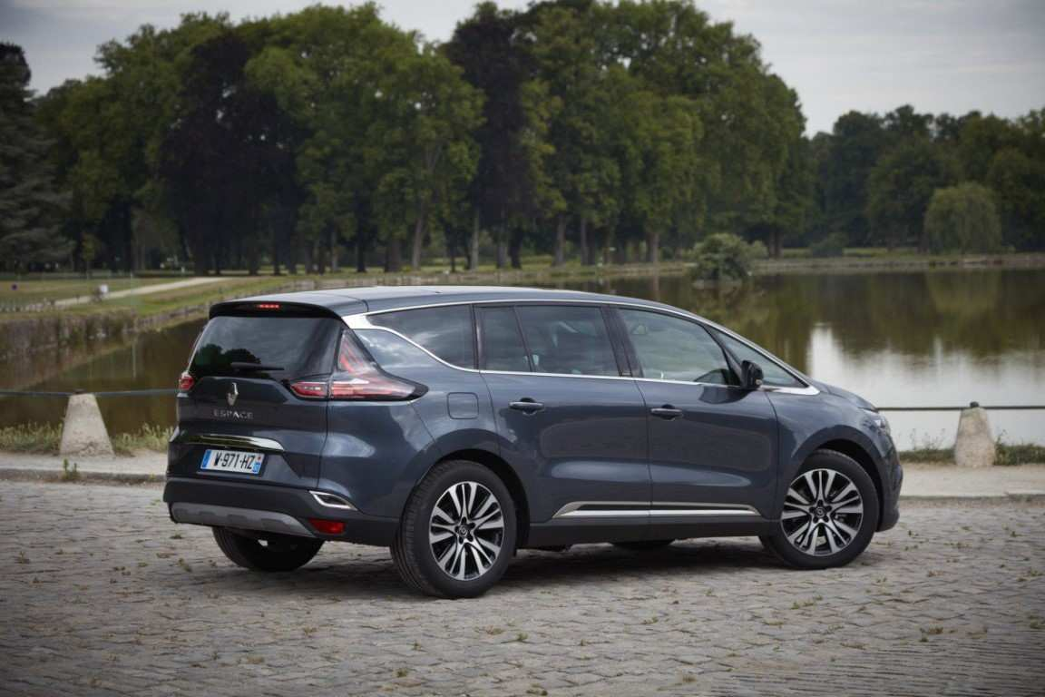 39 The Renault Espace 2019 Picture for Renault Espace 2019