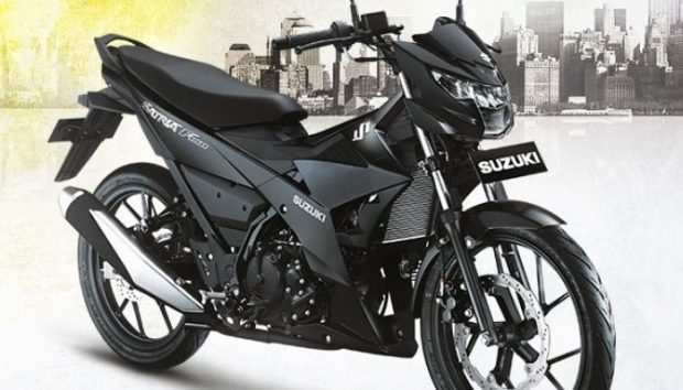 39 The Suzuki Satria Fu 2020 Reviews with Suzuki Satria Fu 2020