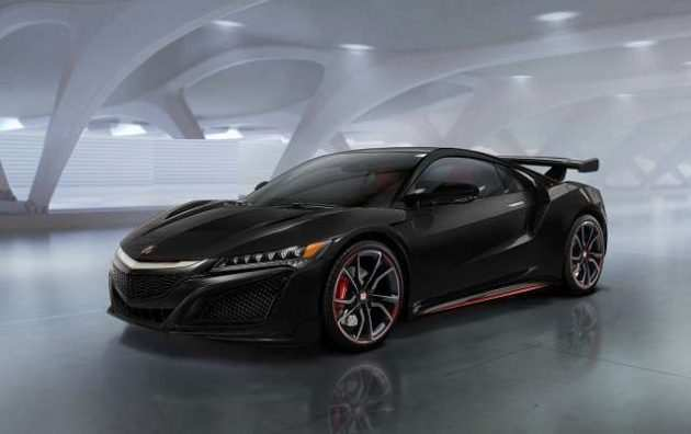 40 All New 2019 Acura Nsx Type R Exterior and Interior by 2019 Acura Nsx Type R