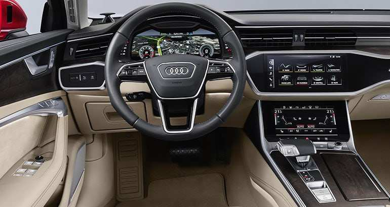 40 All New 2019 Audi A6 Release Date Usa Spy Shoot with 2019 Audi A6 Release Date Usa