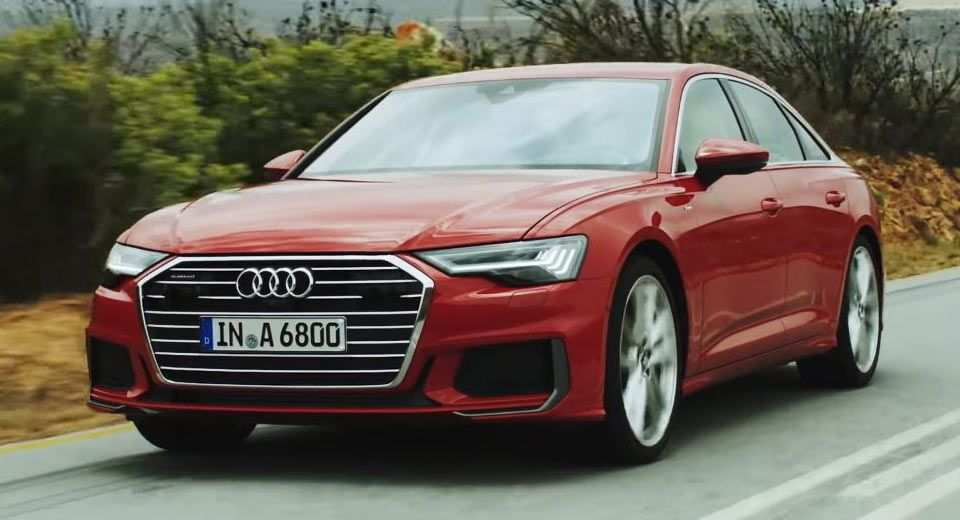 40 All New 2019 Audi A6 Review Pictures by 2019 Audi A6 Review