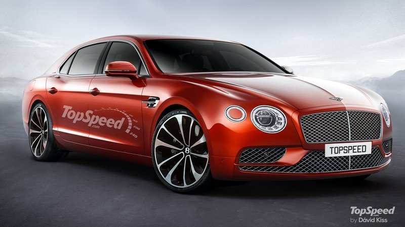 40 All New 2019 Bentley Flying Spur Performance with 2019 Bentley Flying Spur