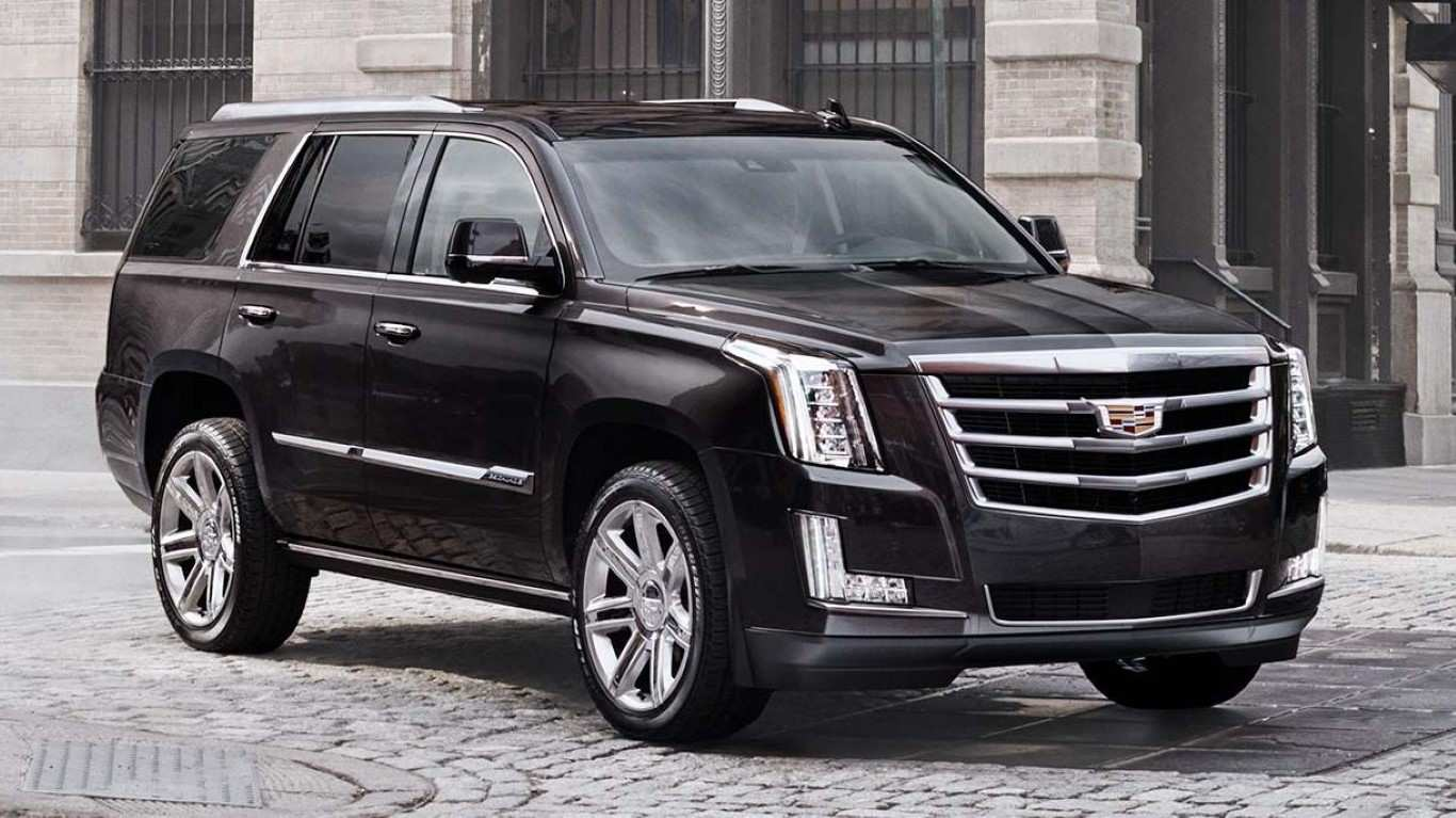 40 All New 2019 Cadillac Escalade Changes Engine for 2019 Cadillac Escalade Changes