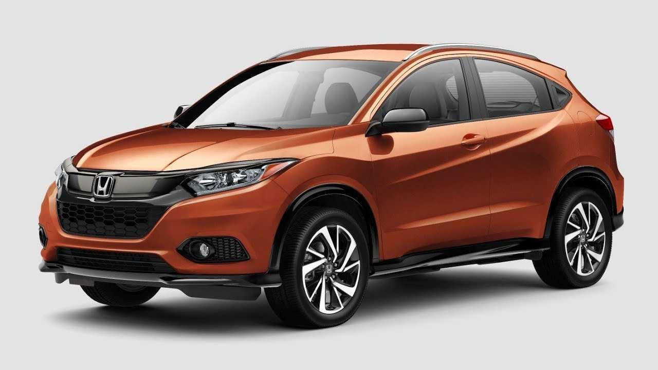 40 All New 2019 Honda Vezel Release by 2019 Honda Vezel