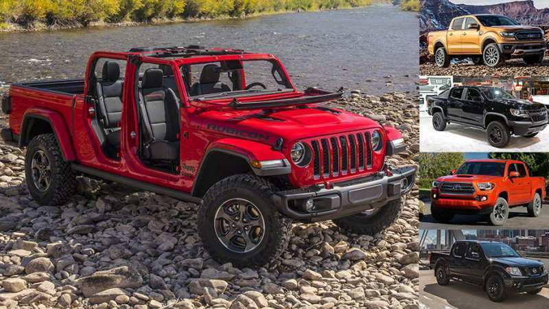 40 All New 2019 Jeep Gladiator Performance and New Engine by 2019 Jeep Gladiator