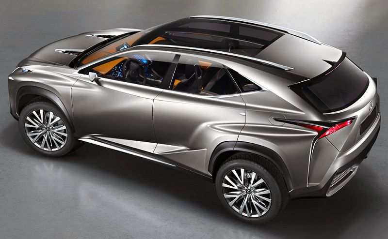 40 All New 2019 Lexus Suv Redesign and Concept with 2019 Lexus Suv