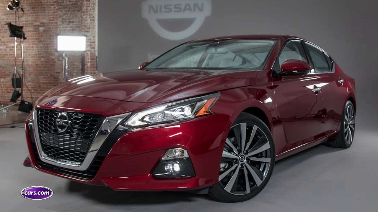40 All New 2019 Nissan Vehicles Performance and New Engine with 2019 Nissan Vehicles