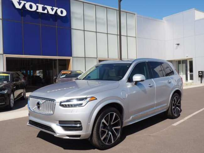 40 All New 2019 Volvo Xc90 T8 Ratings with 2019 Volvo Xc90 T8