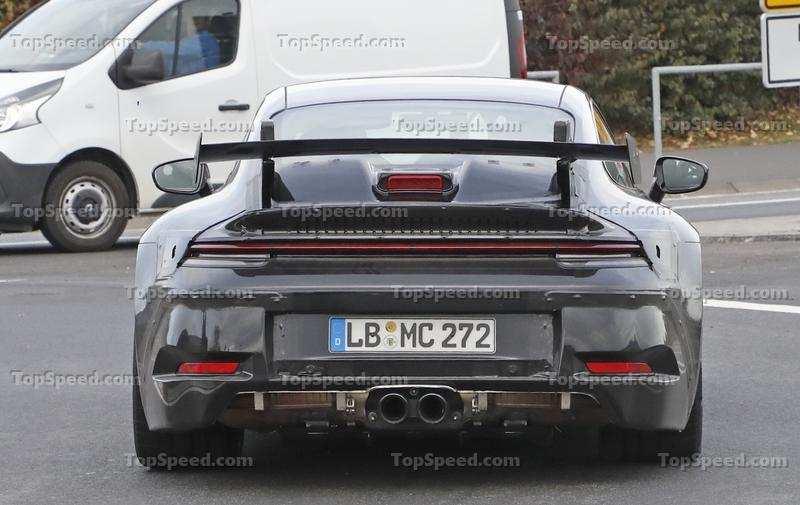40 All New 2020 Porsche 911 Gt3 Performance with 2020 Porsche 911 Gt3