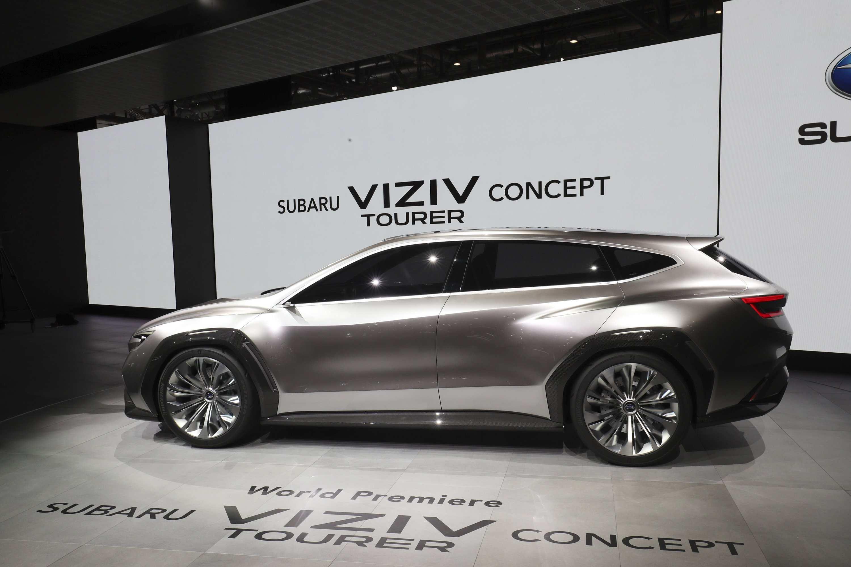 40 All New 2020 Subaru Suv Overview with 2020 Subaru Suv