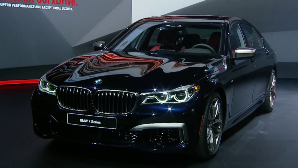 40 Best Review 2019 Bmw 7 Series Changes Photos for 2019 Bmw 7 Series Changes