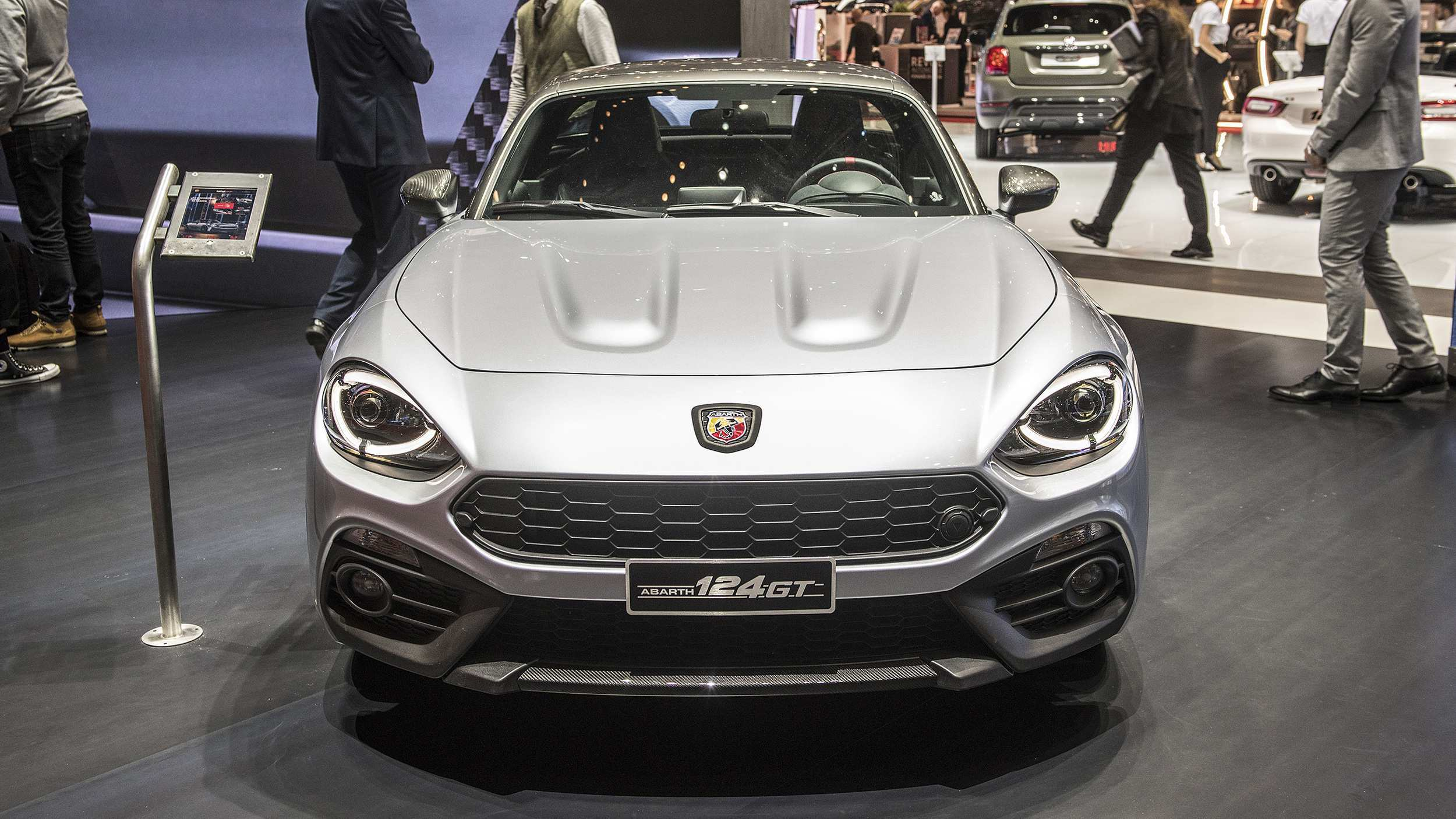 40 Best Review 2019 Fiat 124 Gt Spesification with 2019 Fiat 124 Gt