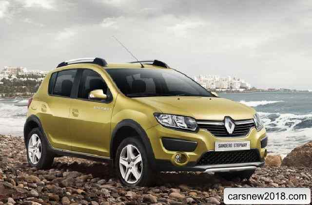 40 Best Review 2019 Renault Sandero Redesign and Concept for 2019 Renault Sandero
