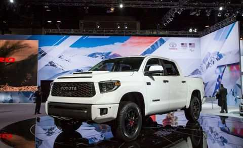 40 Best Review 2019 Toyota Tundra Redesign Release with 2019 Toyota Tundra Redesign