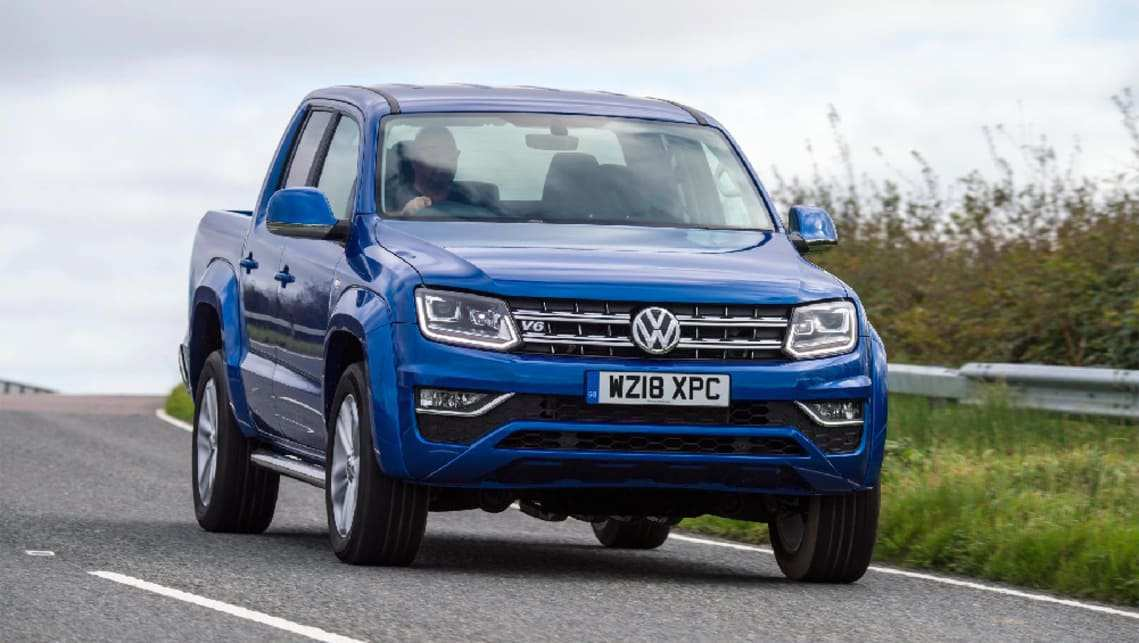 40 Best Review 2019 Volkswagen Amarok Exterior and Interior by 2019 Volkswagen Amarok