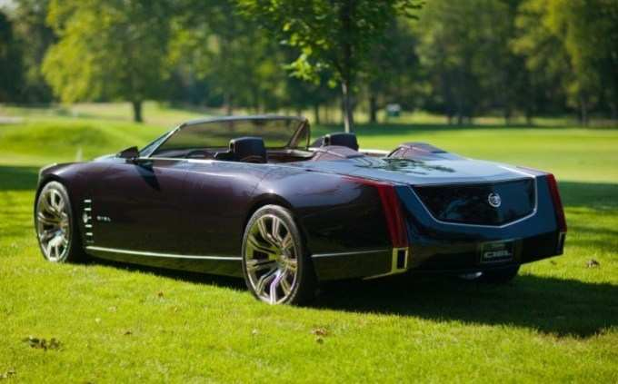 40 Best Review 2020 Cadillac Convertible Redesign and Concept with 2020 Cadillac Convertible