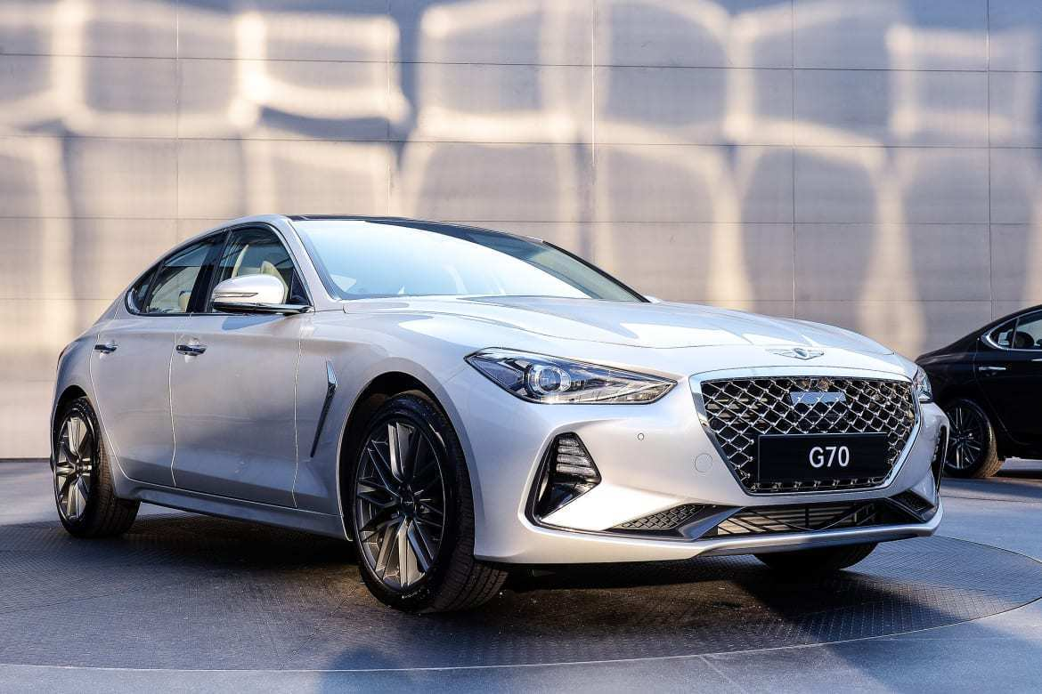 40 Concept of 2019 Genesis G70 Specs Picture by 2019 Genesis G70 Specs