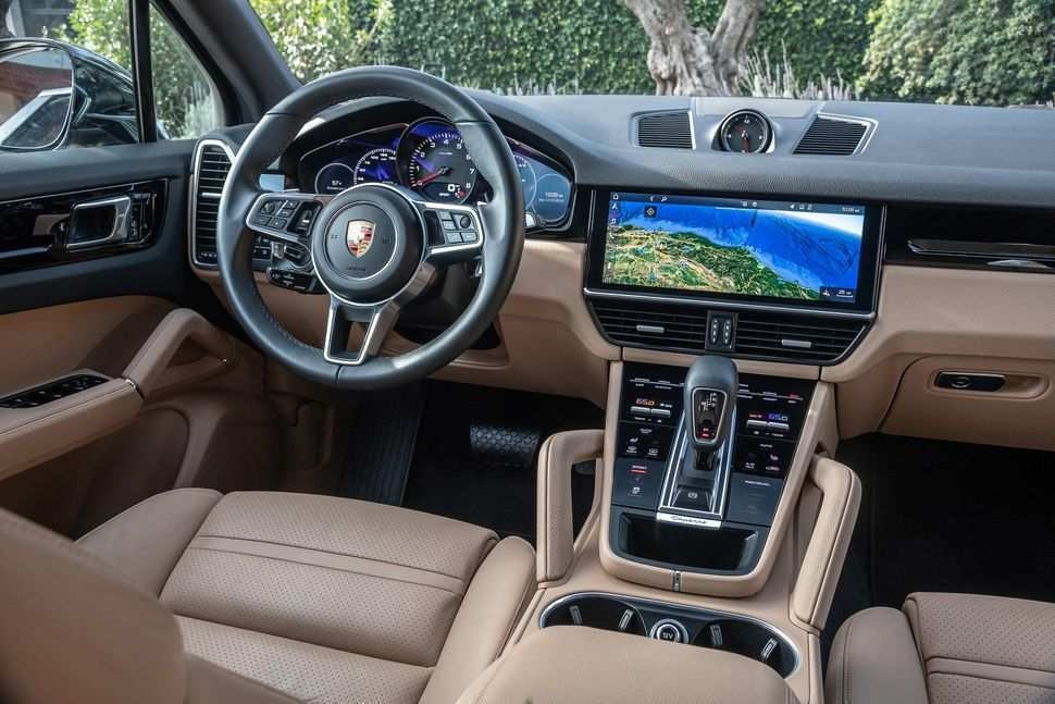 40 Concept of 2019 Porsche Cayenne Specs Research New by 2019 Porsche Cayenne Specs