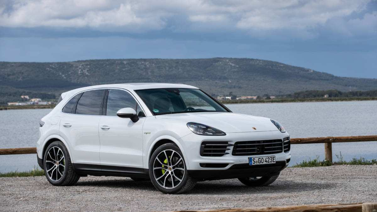 40 Concept of 2019 Porsche Cayenne Spy Shoot for 2019 Porsche Cayenne