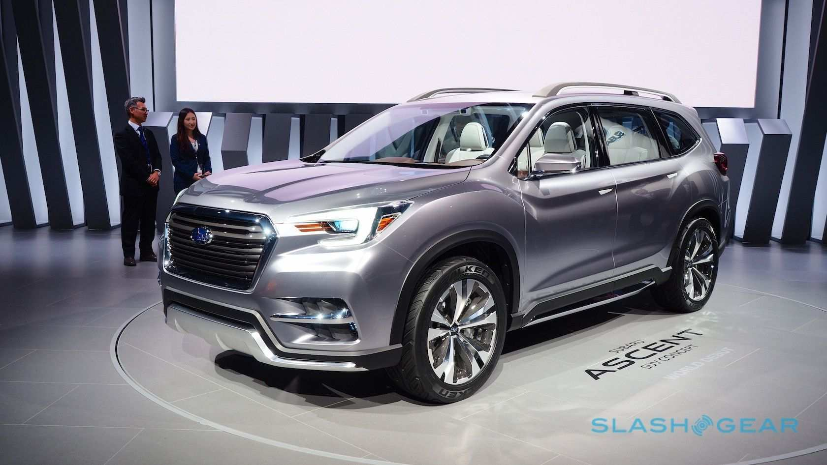 40 Concept of 2019 Subaru Ascent Dimensions Concept by 2019 Subaru Ascent Dimensions