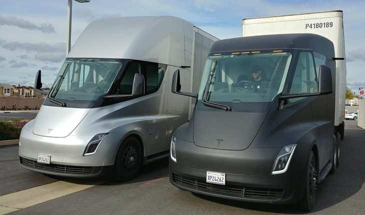 40 Concept of 2019 Tesla Semi Truck Engine by 2019 Tesla Semi Truck