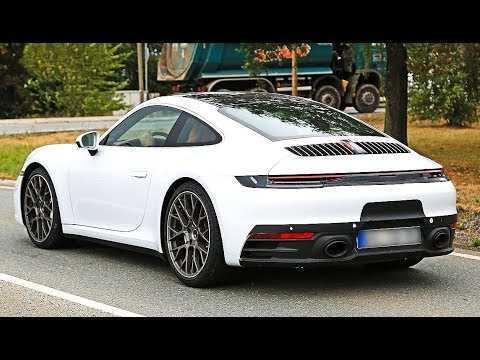 40 Concept of 2020 Porsche 992 Interior by 2020 Porsche 992