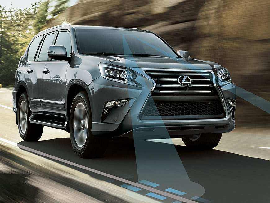 40 Concept of New 2019 Lexus Gx Wallpaper with New 2019 Lexus Gx