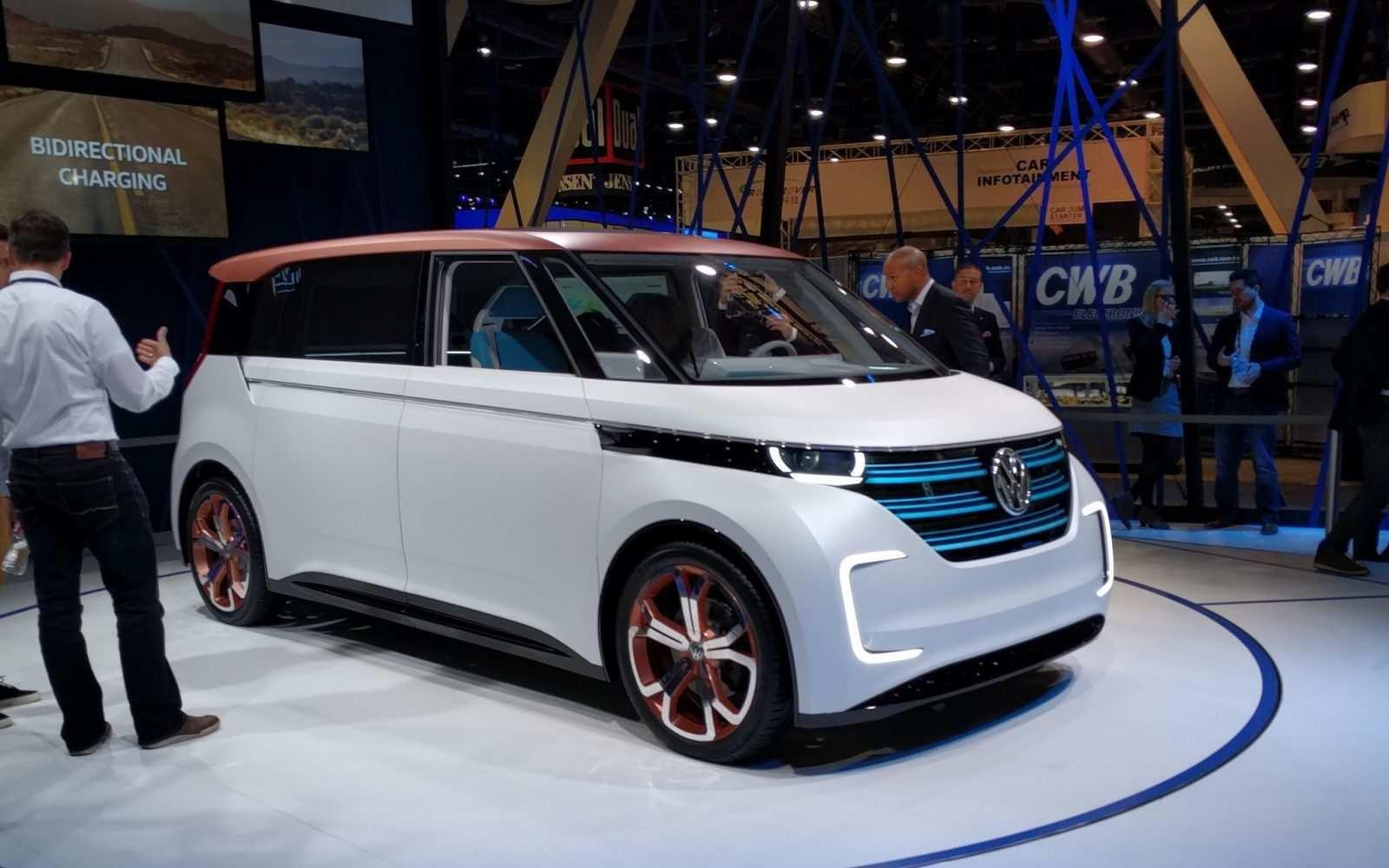 40 Concept of Volkswagen Minivan 2020 Price with Volkswagen Minivan 2020