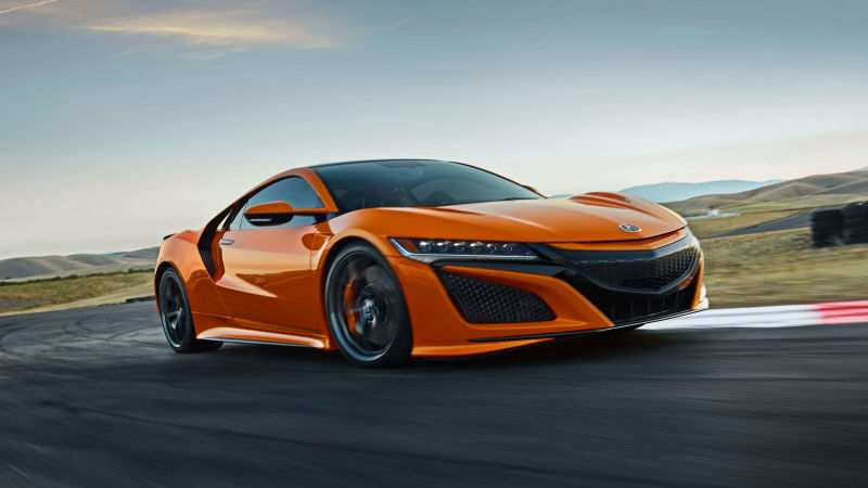 40 Gallery of 2019 Acura Nsx Redesign for 2019 Acura Nsx