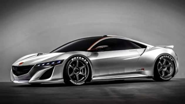 40 Gallery of 2019 Acura Nsx Type R Research New by 2019 Acura Nsx Type R