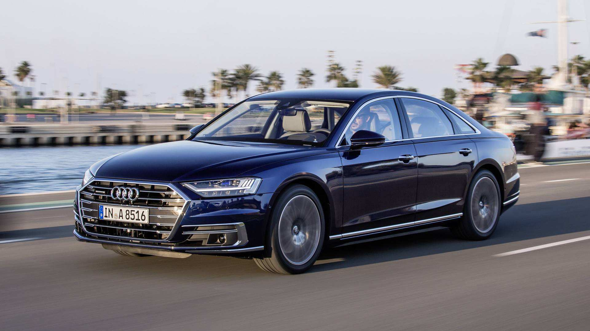 40 Gallery of 2019 Audi A8 Debut Pricing with 2019 Audi A8 Debut
