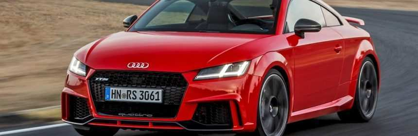 40 Gallery of 2019 Audi Tt Changes Concept by 2019 Audi Tt Changes