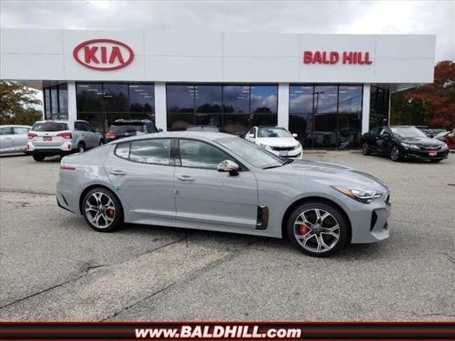40 Gallery of 2019 Kia Stinger Gt Rumors with 2019 Kia Stinger Gt