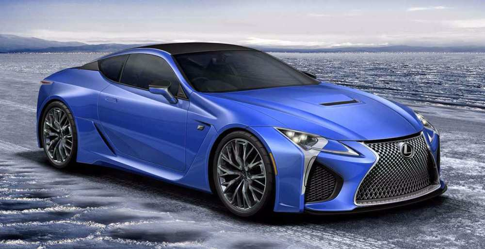 40 Gallery of 2019 Lexus Lc F Rumors by 2019 Lexus Lc F