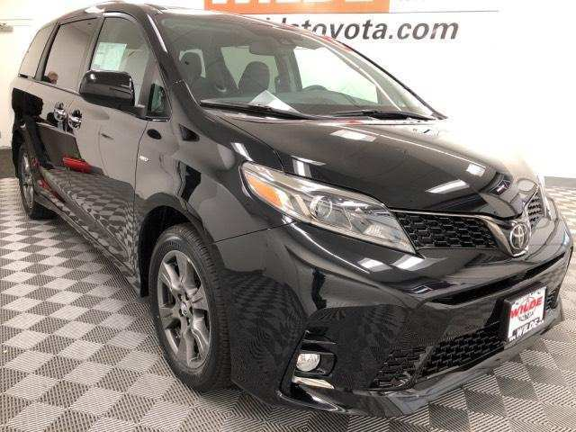 40 Gallery of 2019 Toyota Sienna Se Redesign by 2019 Toyota Sienna Se