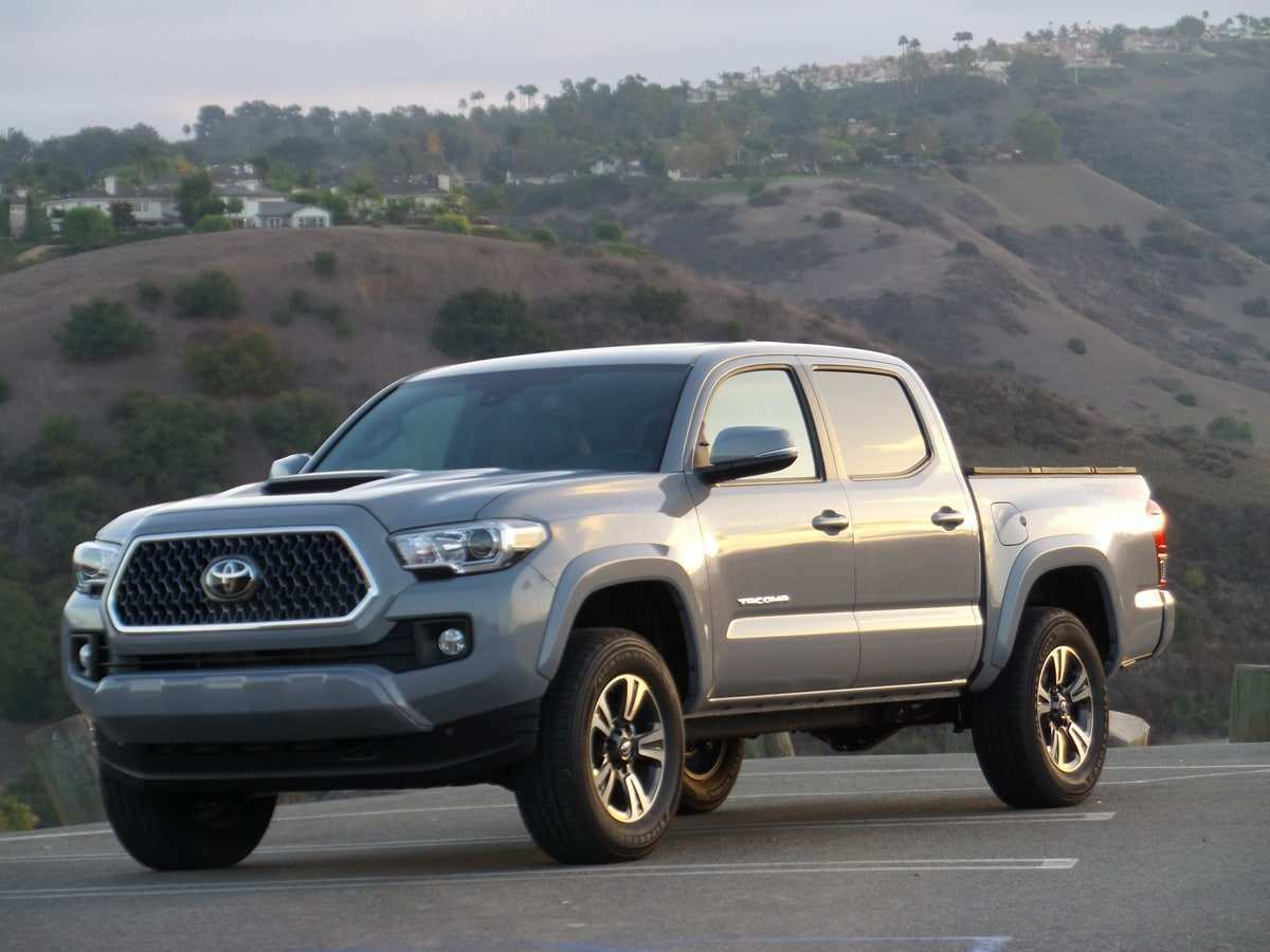 40 Gallery of 2019 Toyota Tacoma Engine Concept for 2019 Toyota Tacoma Engine