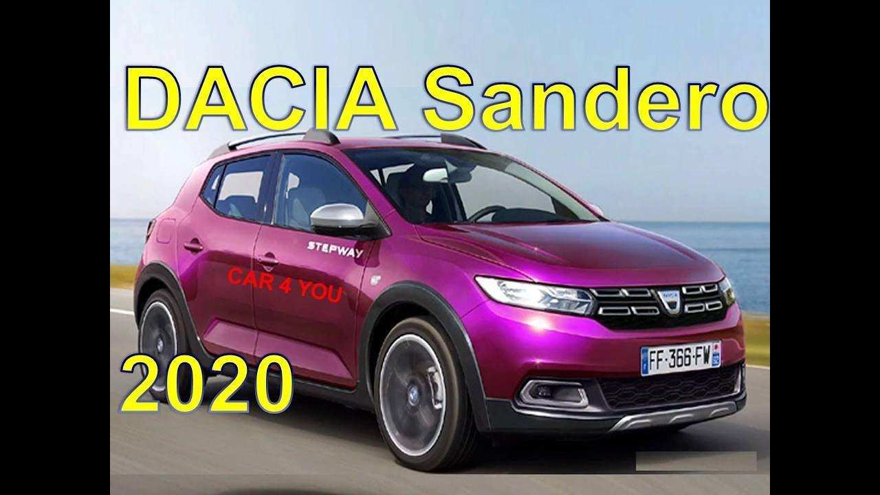 40 Gallery of Dacia Sandero 2020 Rumors with Dacia Sandero 2020
