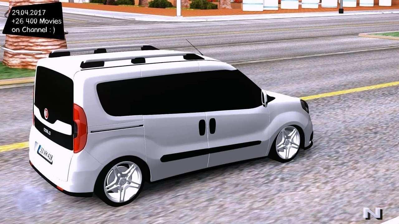 40 Gallery of Fiat Doblo 2019 Rumors with Fiat Doblo 2019