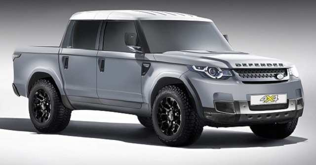 40 Gallery of Land Rover Pickup 2019 Performance and New Engine with Land Rover Pickup 2019