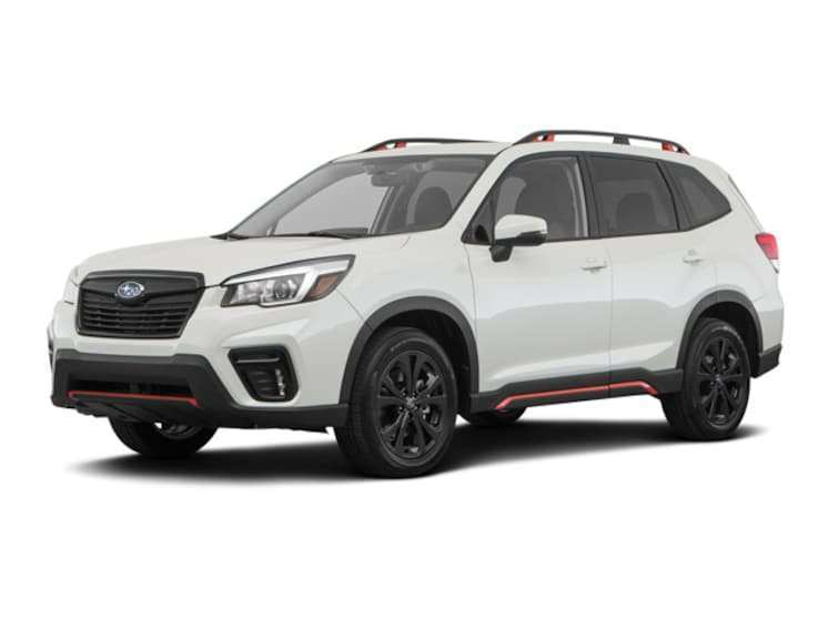 40 Gallery of The 2019 Subaru Forester Research New by The 2019 Subaru Forester