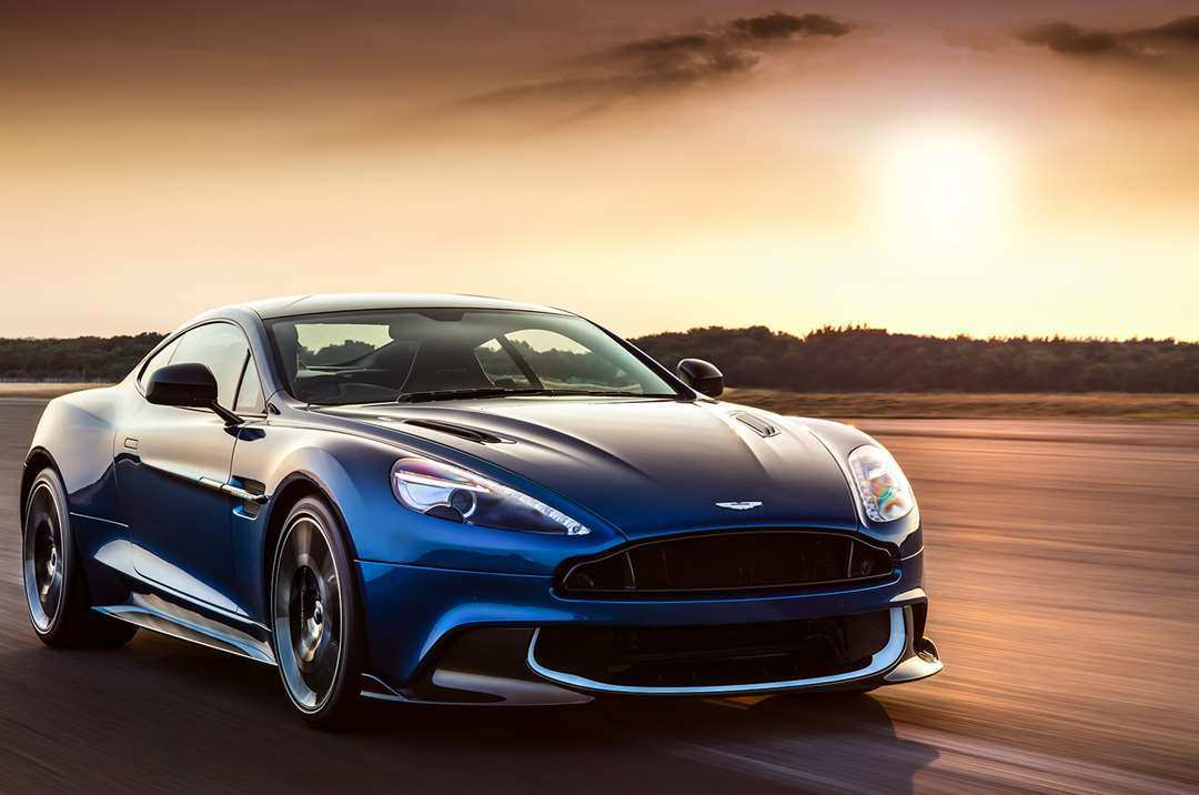40 Great 2019 Aston Martin Vanquish S Speed Test with 2019 Aston Martin Vanquish S