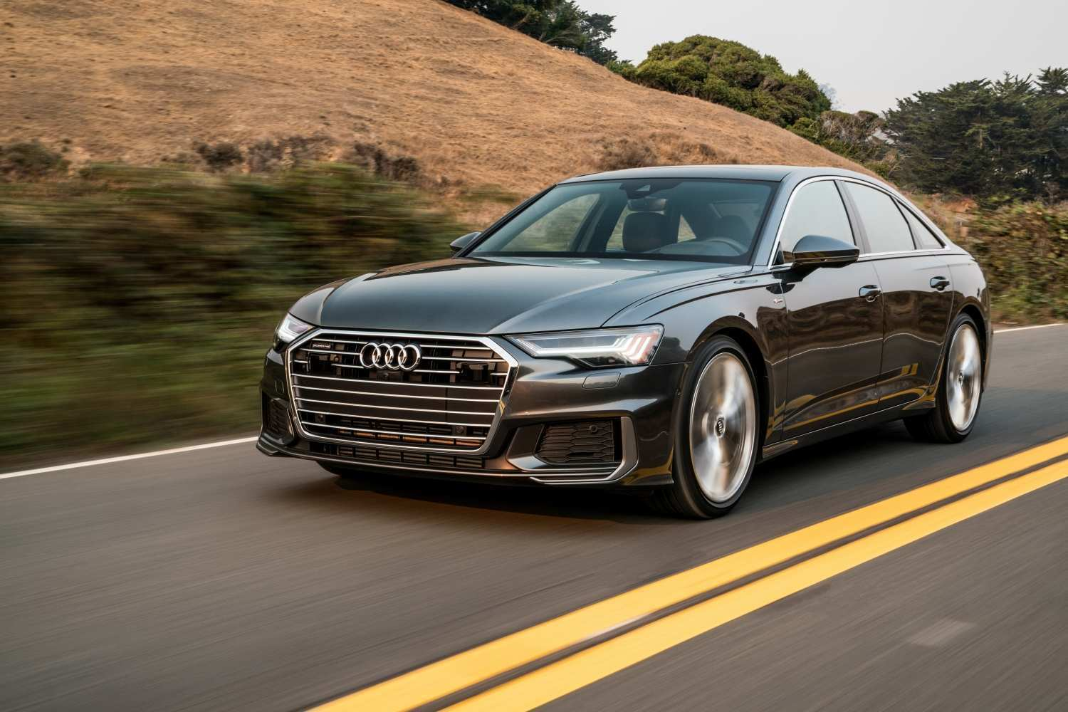 40 Great 2019 Audi A6 Review Redesign and Concept by 2019 Audi A6 Review