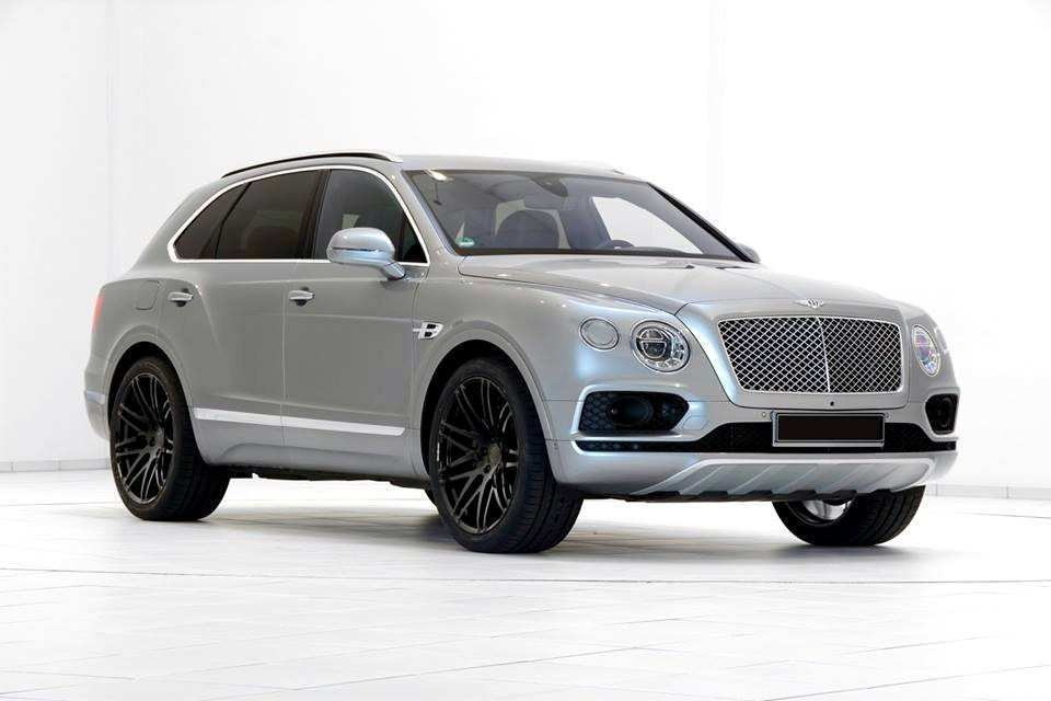 40 Great 2019 Bentley Truck Redesign and Concept for 2019 Bentley Truck