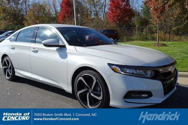 40 Great 2019 Honda Accord Sport Exterior and Interior with 2019 Honda Accord Sport