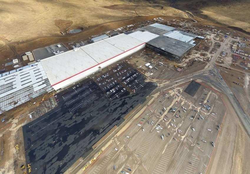 40 Great Tesla Gigafactory 2020 Spesification by Tesla Gigafactory 2020