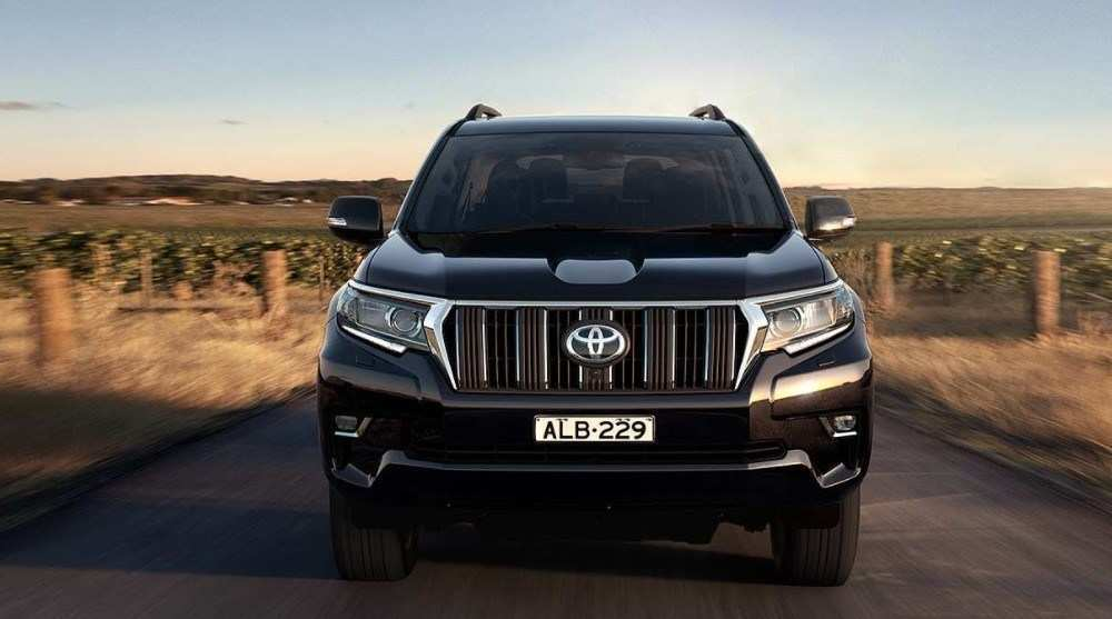 40 Great Toyota Land Cruiser 2020 First Drive with Toyota Land Cruiser 2020
