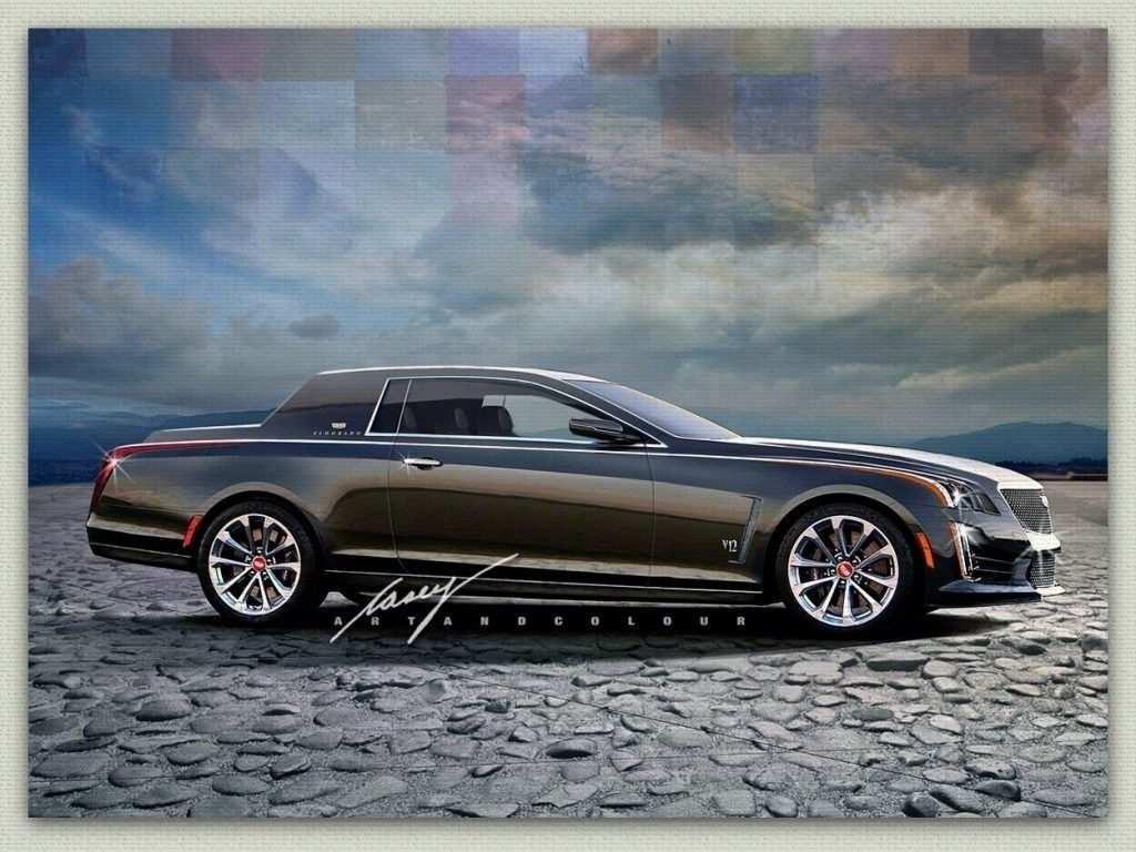 40 New 2019 Cadillac Eldorado Redesign and Concept for 2019 Cadillac Eldorado
