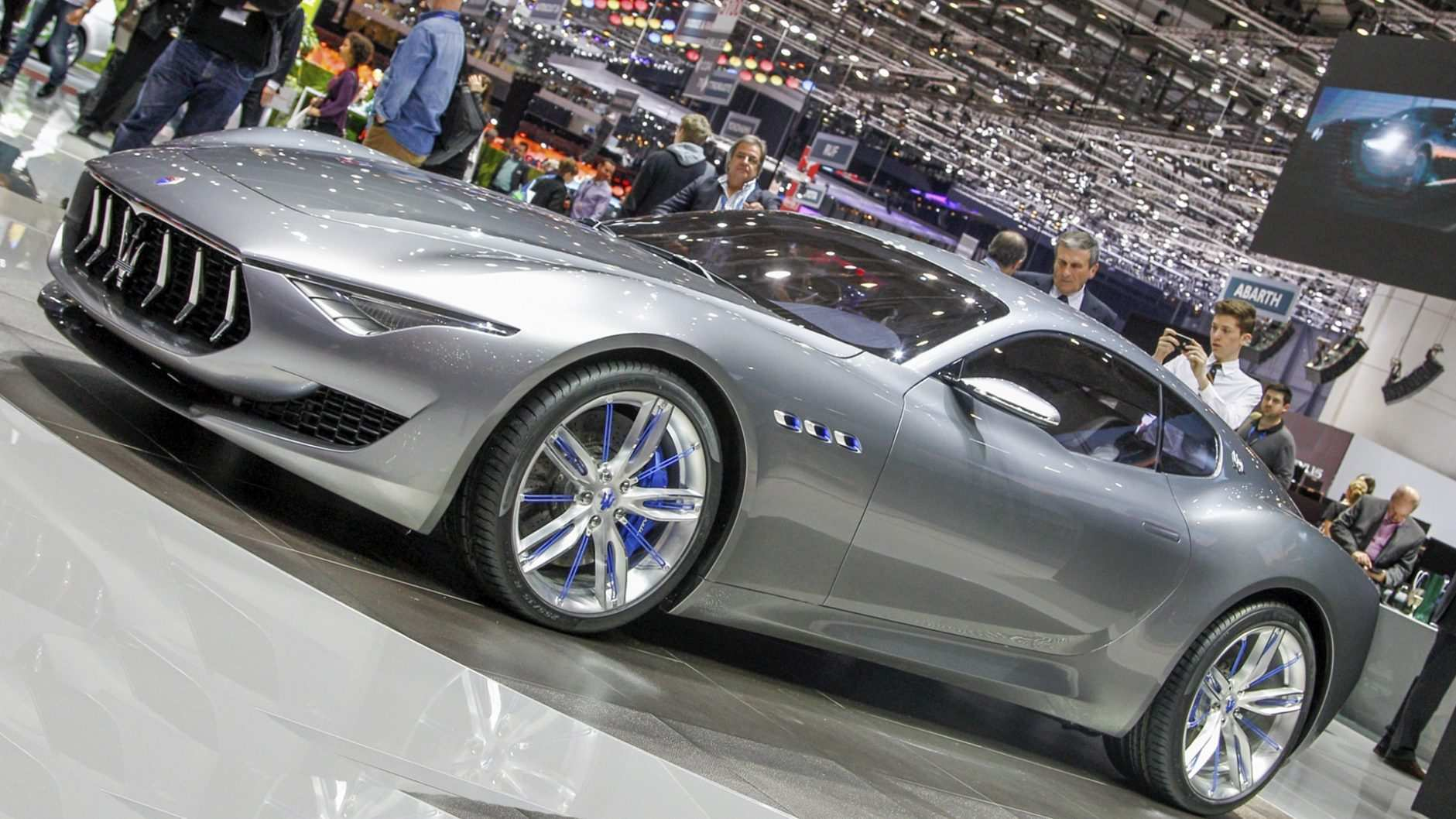 40 New 2019 Maserati Alfieri Research New by 2019 Maserati Alfieri