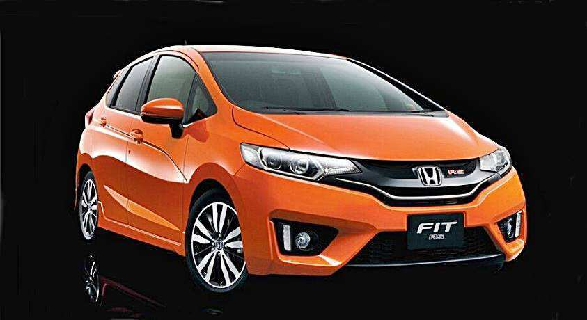 40 New 2020 Honda Fit Turbo New Concept by 2020 Honda Fit Turbo
