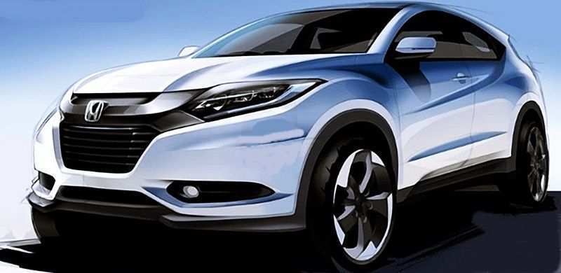40 New 2020 Honda Vezel First Drive for 2020 Honda Vezel